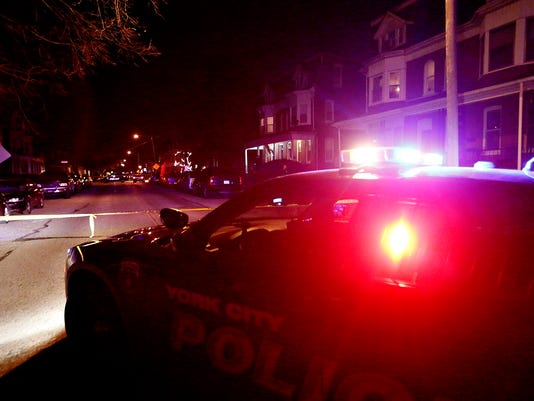 Police: york city teen killed in double shooting