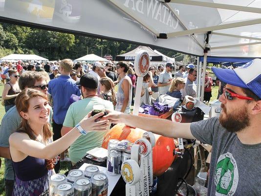 Busy beer fest season
