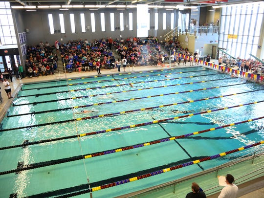 The Indianola High School and Simpson College swim teams both use the Indianola YMCA pool at no cost. The YMCA has asked both groups to contribute financially to maintain the facility.