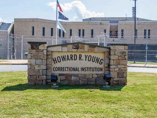 Luis Cabrera died at the Howard R Young Correctional Institution.