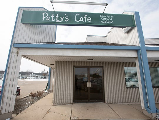 Patty's Cafe is located at 231 West Riverview Expressway