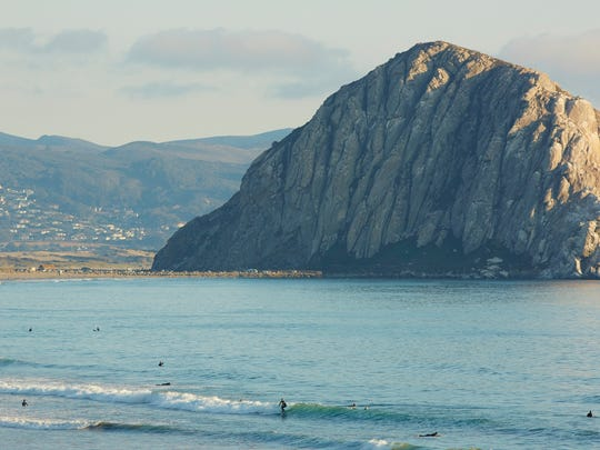 California- Romance is always in the air in the charming seaside village of Morro Bay.