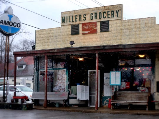 Miller's Grocery in Christiana is a center piece of