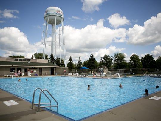 Mead Pool