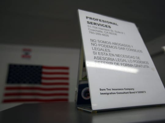 California leads the nation in immigration scams complaints