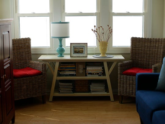 Decluttering can help sell a house.