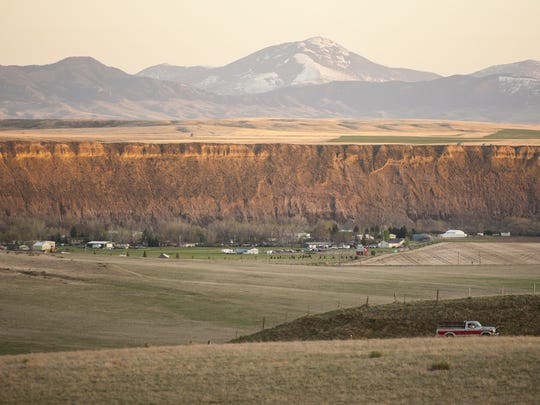 A proposed trail in Fort Benton would include scenic