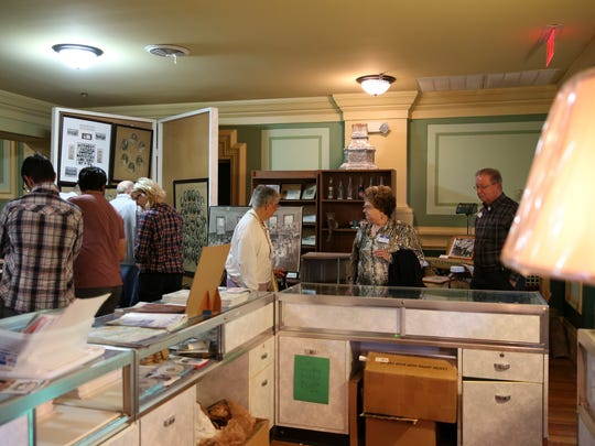 Bemis Heritage Days at the Bemis Mill Village Museum