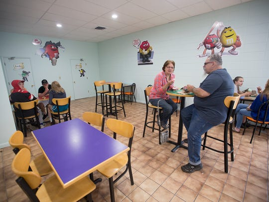 King Cone located at 1600 Baker Street opened in Wisconsin Rapids, Friday, May 27, 2016.