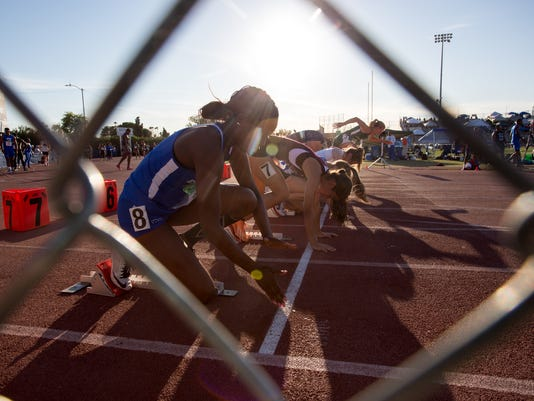 76th Chandler Rotary Track Meet