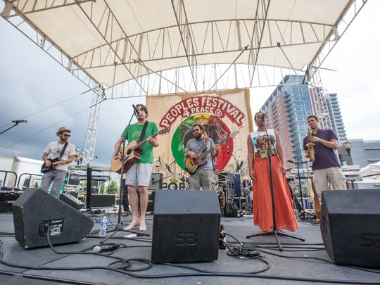 Wilmington reggae act  Spokey Speaky will perform at Lewes' Crooked Hammock Brewery and The Lighthouse in Dewey Beach this weekend.