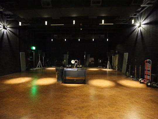 This relatively large space inside Star City Productions