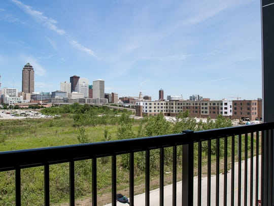The executive one bedroom apartment at Cityville on