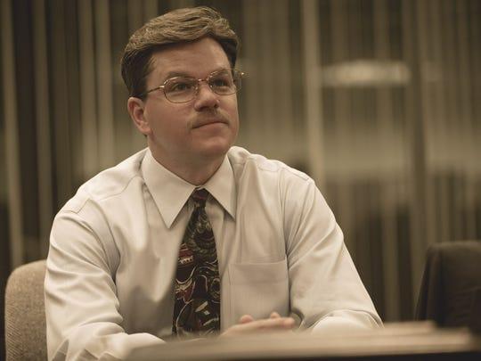 """Matt Damon stars in 2009's """"The Informant!"""""""