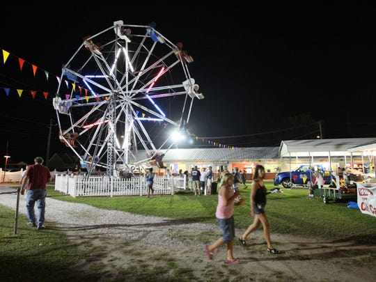 FILE: The Sharptown Carnival will be held from July