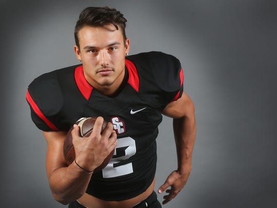 Stewarts Creek's Tre Bailliez on, Saturday, July 30,
