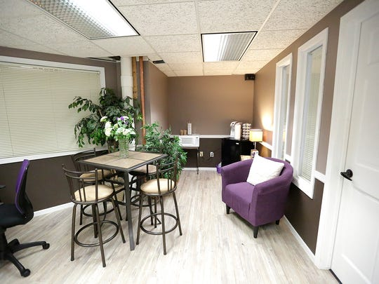 Urban Echo and Green & Clean are housed in one suite