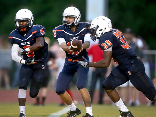 Blackman will open the season Friday night at McCallie.