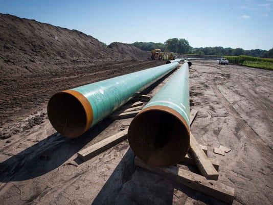 Bakken pipeline