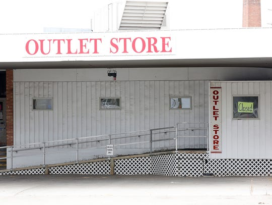 ConAgra Foods cookie outlet store in Ripon once drew