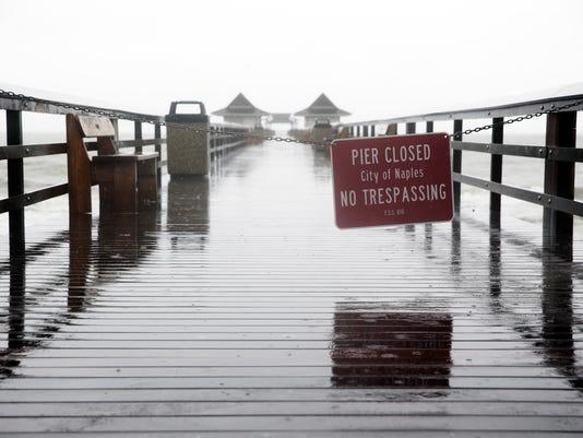 NDN 0830 pier closing