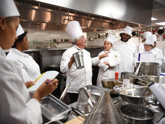 As Food Scene Grows So Does Role Of Local Culinary Programs