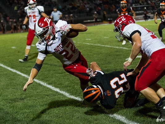 Hanover Football vs. Annville-Cleona