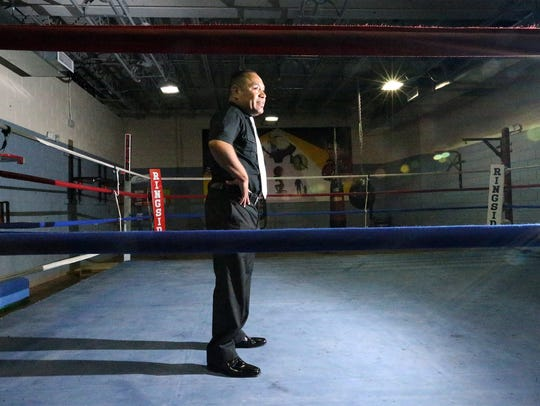 Since leaving the ring, Fernie Morales has worked in