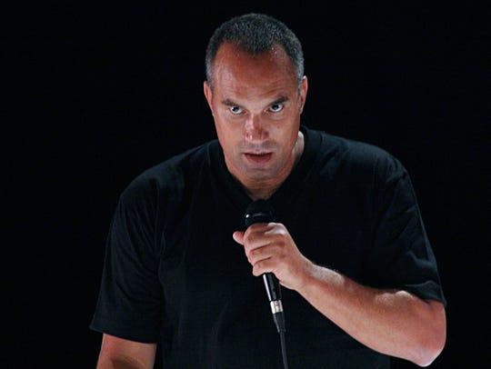 "Roger Guenveur Smith presents ""Rodney King"" Friday"