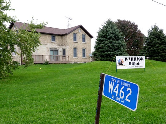 A house at W462 Highway 67 near Lomira is going to
