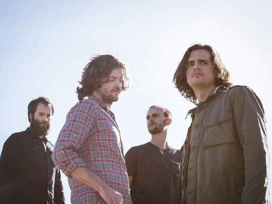 Alternative rock group KONGOS consists of four brothers born in South Africa: Daniel, Dylan, Jesse and Johnny Kongos.