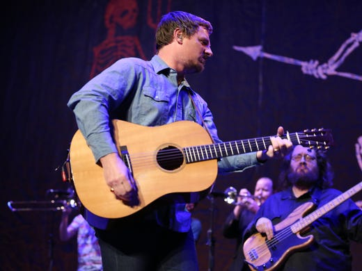 Sturgill Simpson returns with his first new song in 3 years, 'The Dead Don't Die'