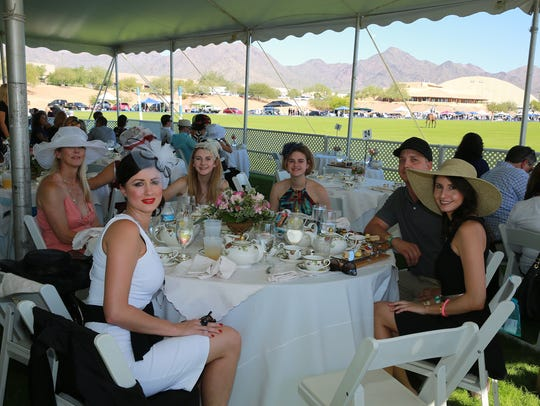 The Bentley Scottsdale Polo Championships: Horses and