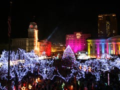 Light Up Louisville is here, which means it's basically Christmas