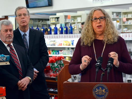 Naloxone now available to all PA residents