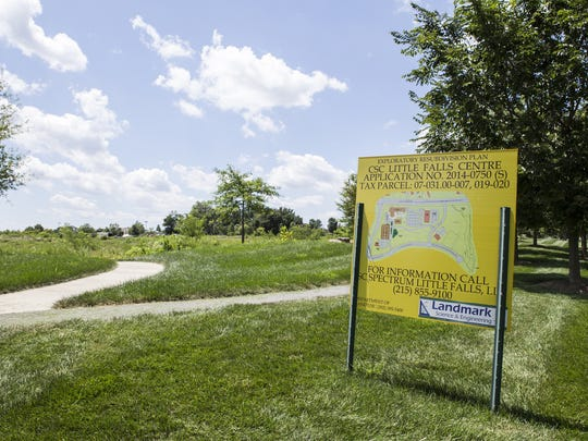 Plans show proposed development of open field near the intersection of Centerville Road earlier thisyear. New Castle County Council is weighing tweaks to the rules that dictate new building.