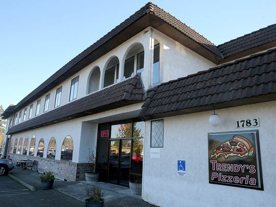 Trendy's Pizzeria in Keyport on Wednesday, December 7, 2016.  The pizzeria is in the old Whiskey Creek Steakhouse location.