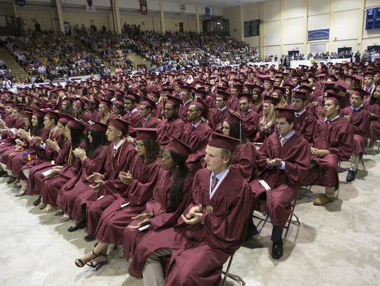 Morristown graduates