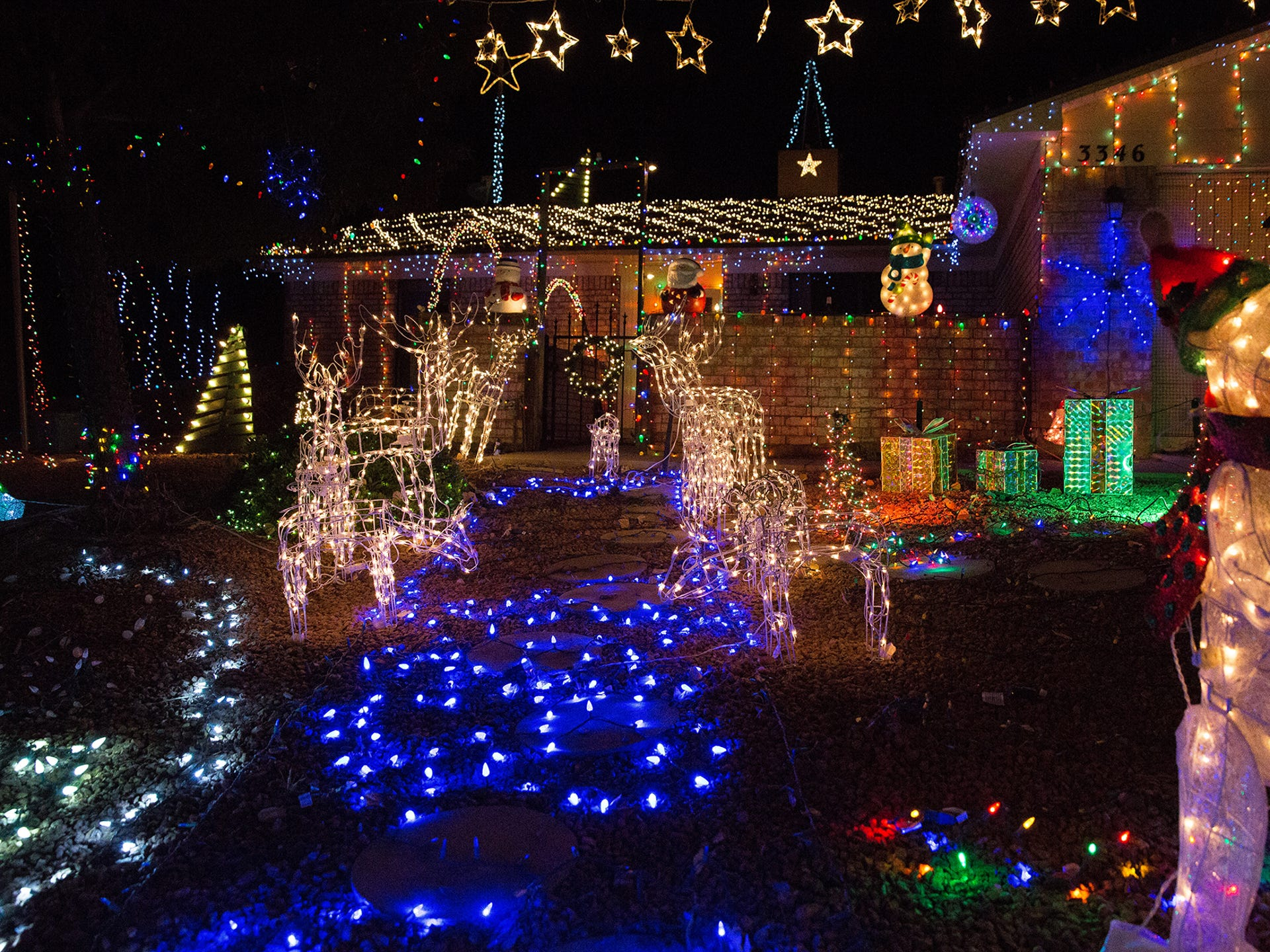 the whitlock home 3346 ridgeline dr decorated in