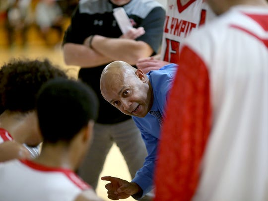 Olympic College men's basketball coach Craig Murray is the director of Total Package, a Kitsap-based club focused on individual development.