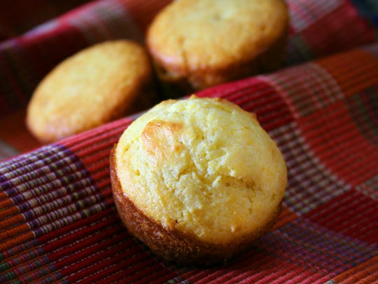 Doris Reynolds this week shares her recipe for corn muffins.