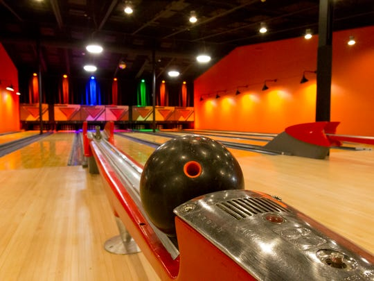The lanes and bowling equipment for Atlas Bowl were purchased from a closed bowling alley in Lincoln Park, Michigan, just south of the City of Detroit.