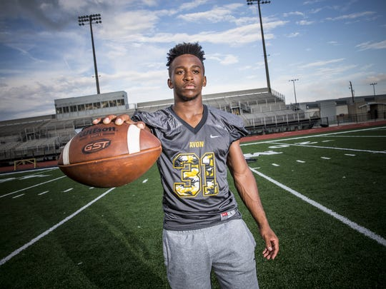 A two-way standout at Avon, Bryant Fitzgerald adds