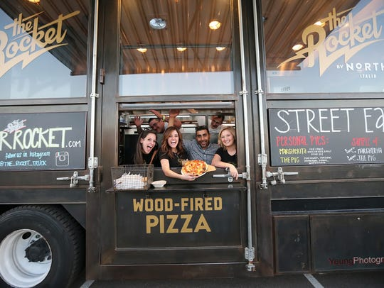 Street Eats Food Truck Festival draws tens of food trucks from Arizona and out of state.