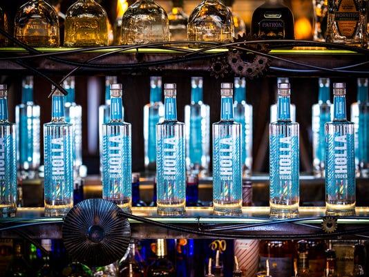 2-Holla Vodka