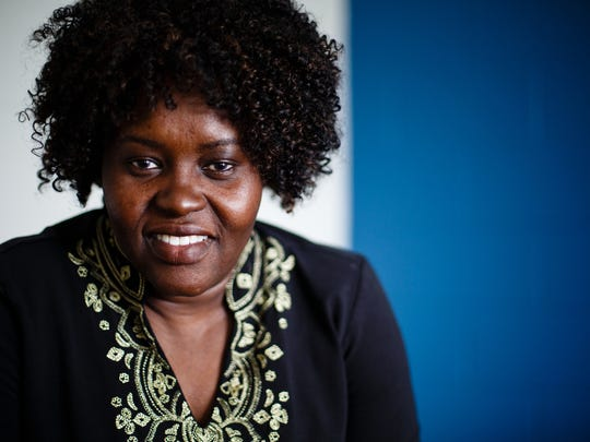 Ayak Anaikur and her family fled Sudan as refugees