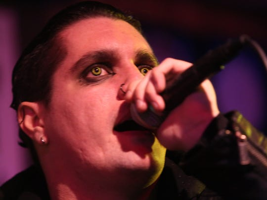 Annabelle Asylum performs at the Palm Springs Roadhouse