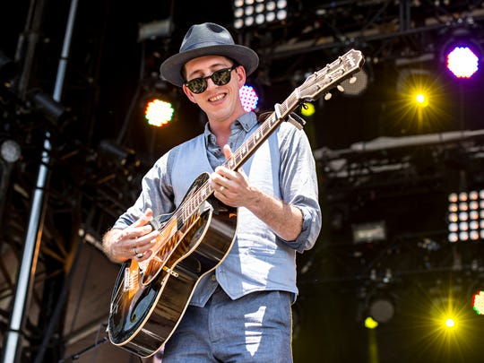 Pokey LaFarge will perform June 29.