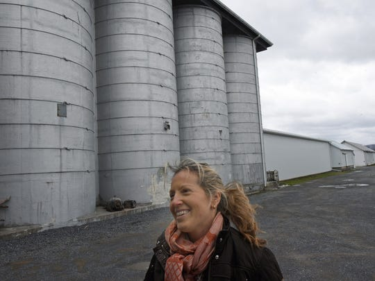 Susan Snider taks about the daily operations at Snider's Elevator, Inc. Feed and Farm Store is located at 4551 Lemar Road, Lemasters.