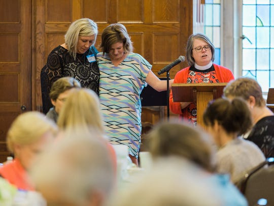 Photographs from the 2017 Respite Ministry Banquet at FUMC Montgomery AL.